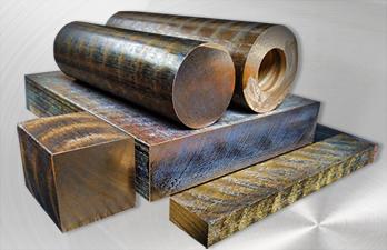 Eurometal.so Présentation des produits en bronze