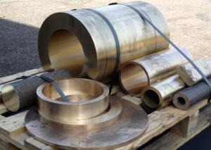Eurometal.so présensation des tubes en bronze