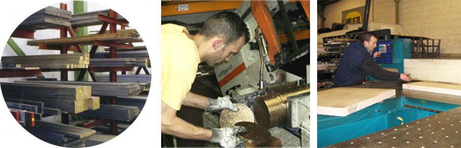 EMSO métaux non ferreux et plastiques techniques